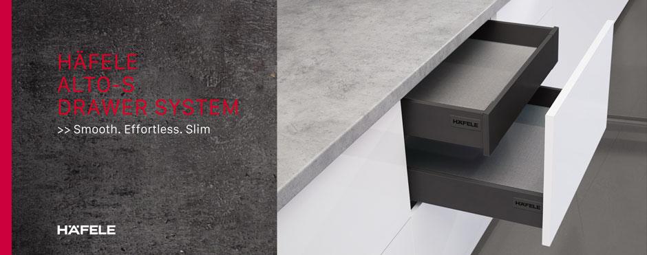 Furniture fittings, architectural hardware, electronic locking