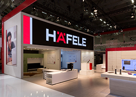 Häfele at Interzum 2015