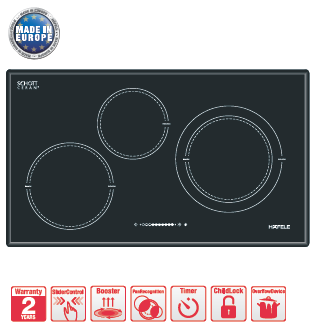 Induction Hob HC-I773B